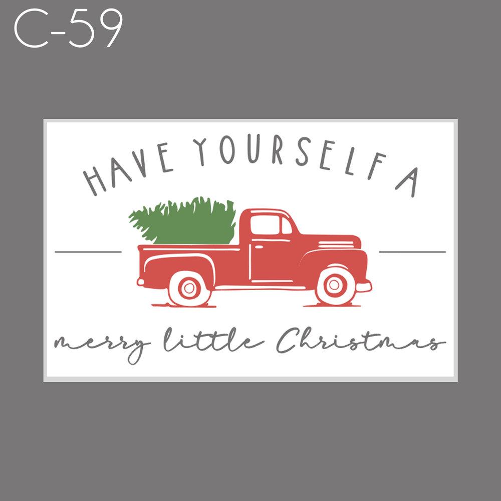 C59 - Christmas Vintage Truck.jpg