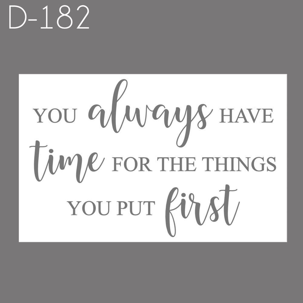 D182 - Always Have Time.jpg