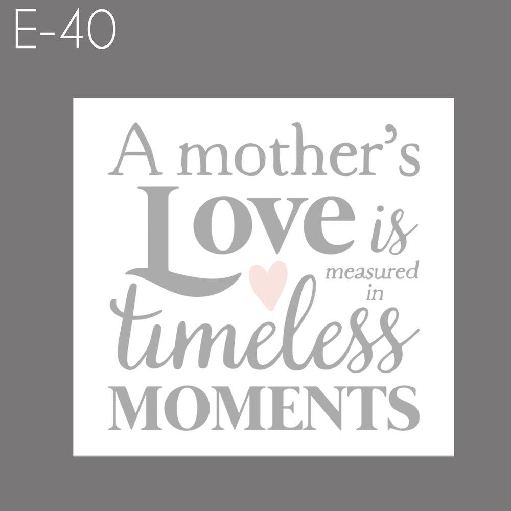 E40 - Mother's Love.jpg