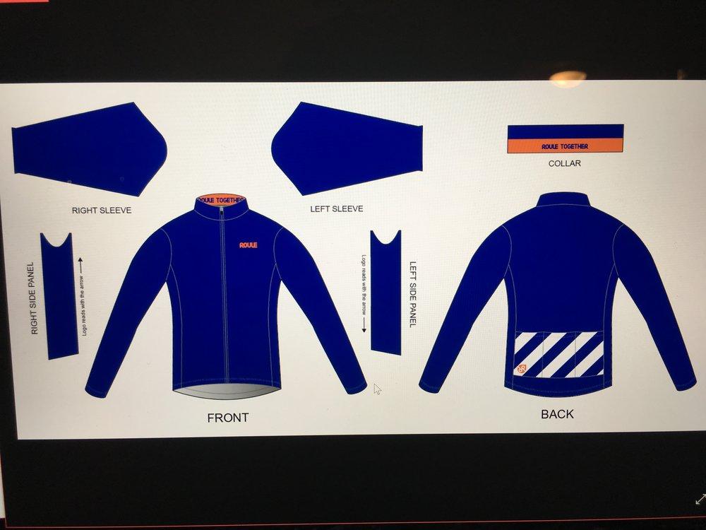 Jacket: Cobalt ($75-$90)