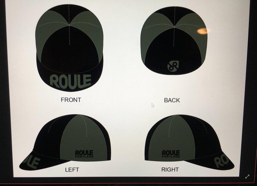Cap: Black/Grey ($20-$25)