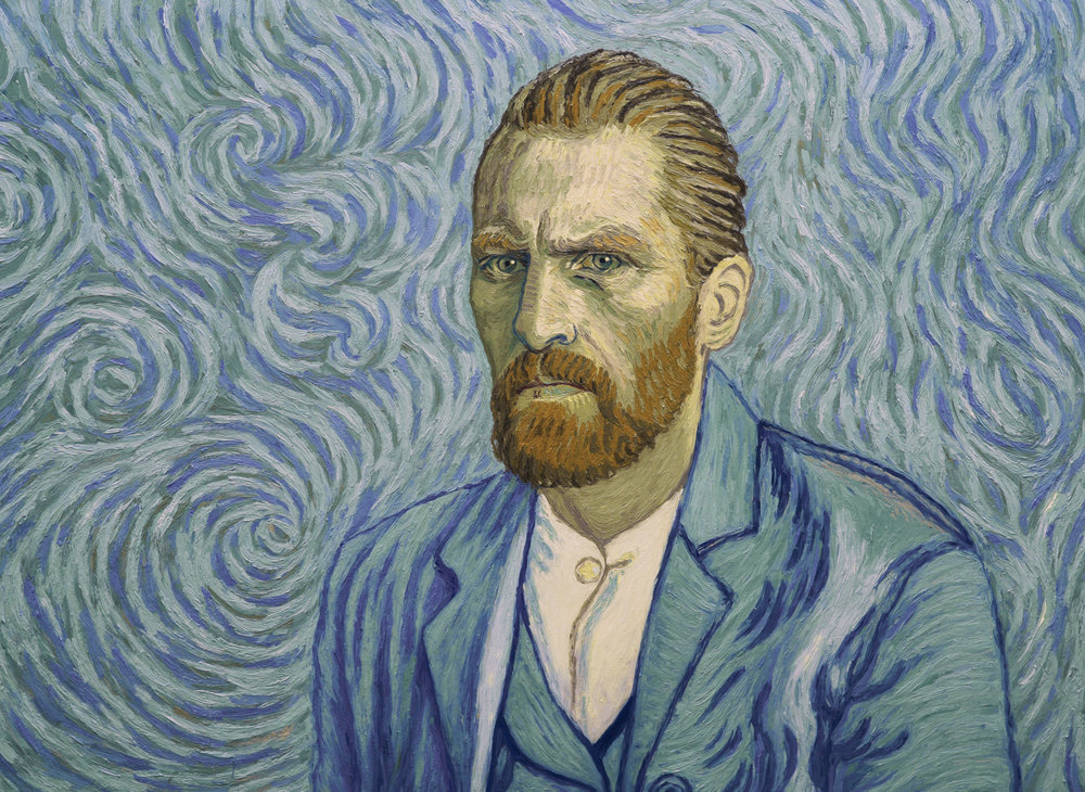 Film & Dialogue - We are replacing our regular gathering with an evening watching and discussing the film Loving Vincent, showing at OKCMOA.