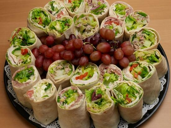 Veggie wraps and grapes catering.jpg