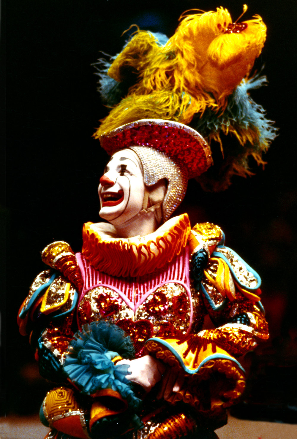 PEGGY THE RINGLING CLOWN
