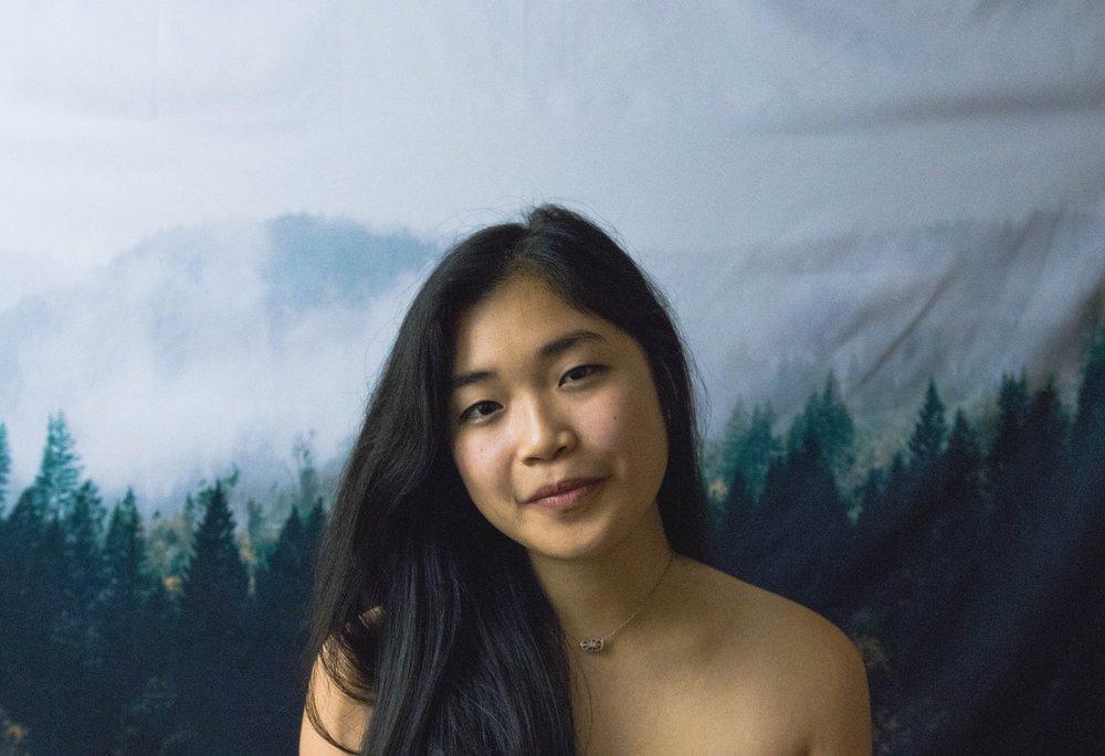 Michelle Li, Co-President