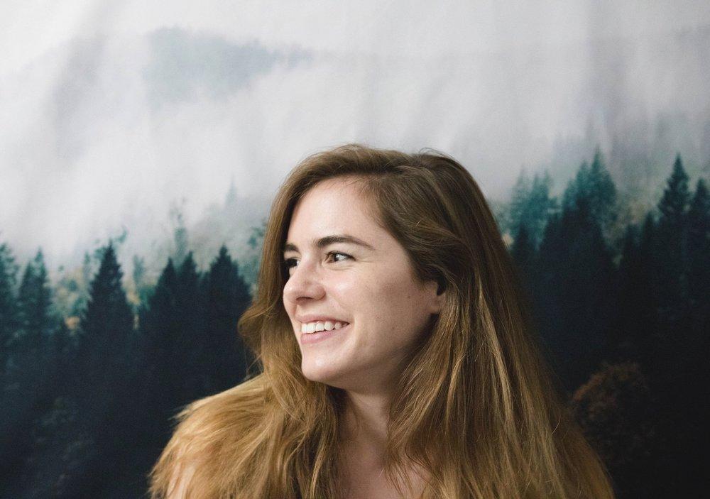 Chloe McGylnn, Co-Editor
