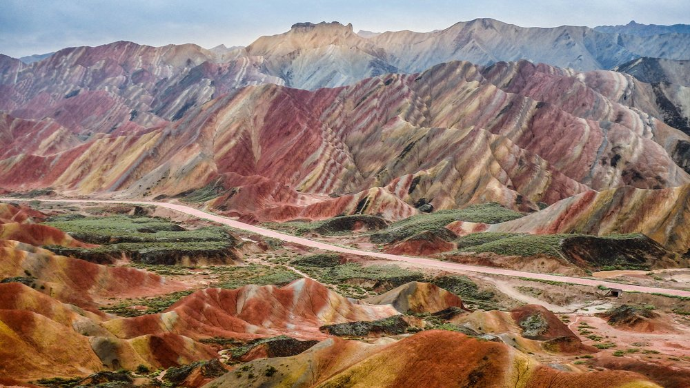 Zhangye Dana Landform