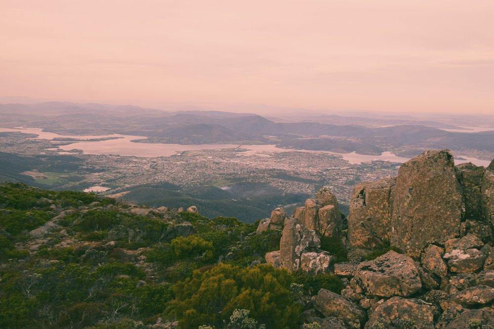 Mount Wellington, Tasmania, Australia