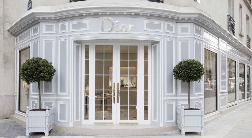 Dior, Avenue Montaigne, Paris