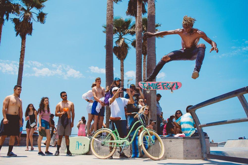 Vibrant Venice Beach