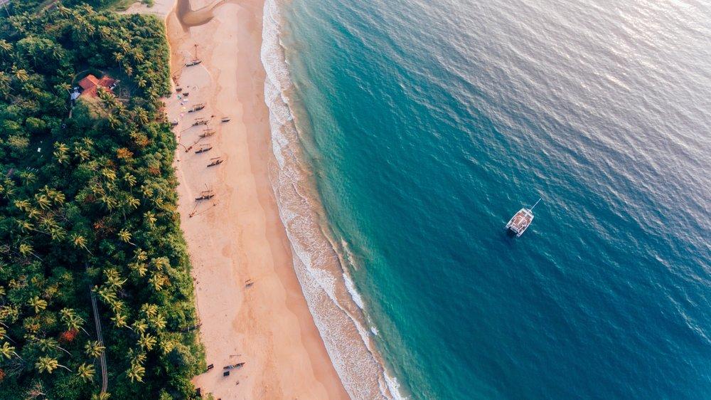 Yachting with Sail Lanka
