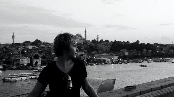 Zeynep in Istanbul