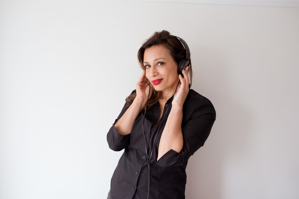 Lisa Francesca Nand; broadcaster, journalist and host of The Big Travel Podcast. Photo Credit: Andrea Whelan.