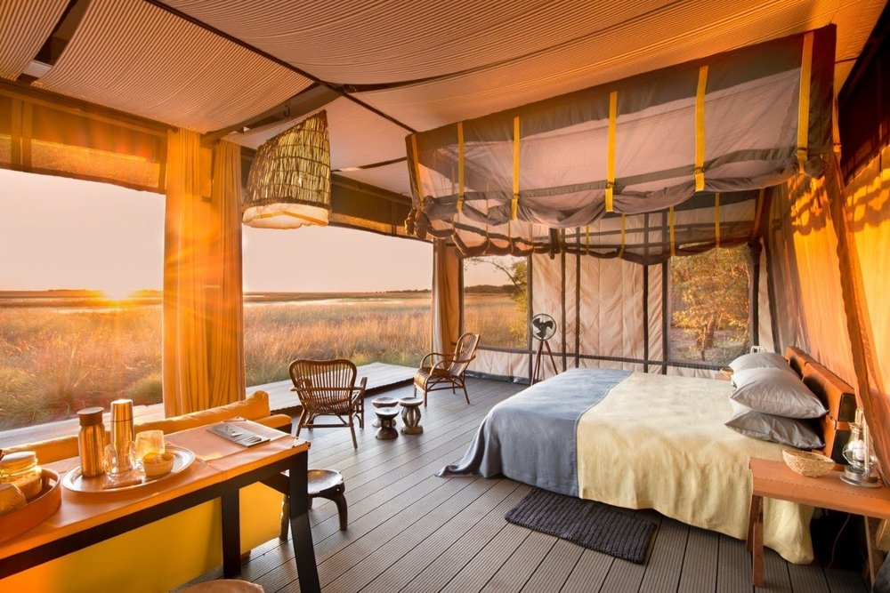 King Lewanika Lodge, Zambia