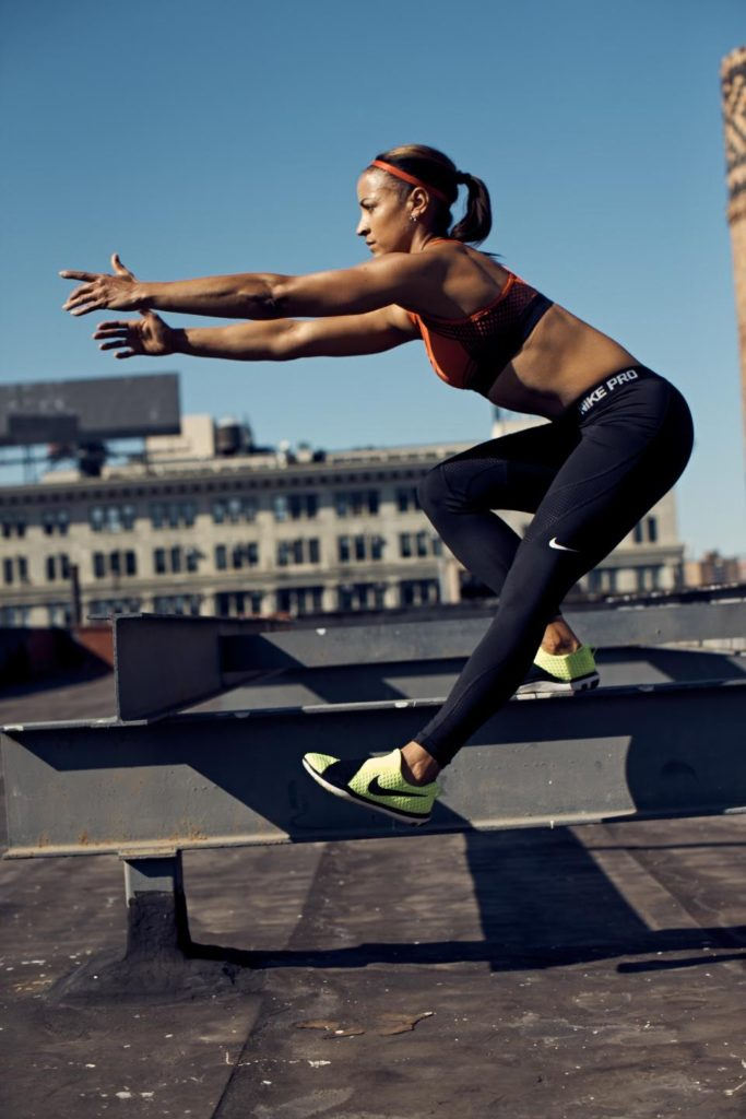 Joslyn Thompson Rule in action for a Nike ad campaign
