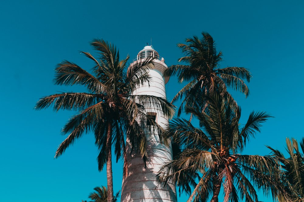 The Lighthouse, Galle, Sri Lanka