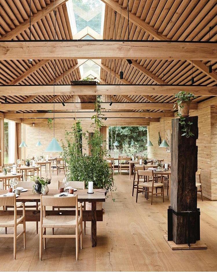 Noma Restaurant Copenhagen. Image credit @ ditteisager