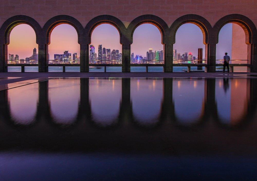 Museum of Islamic Art, Doha, Qatar. Image credit: Florian Wehde