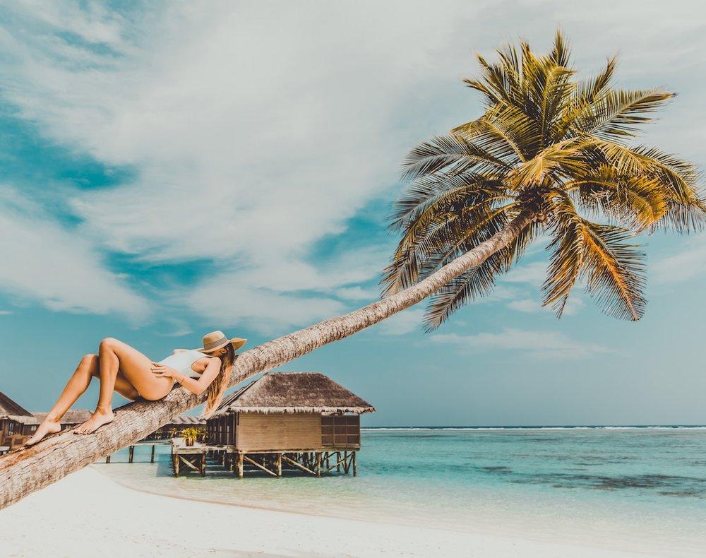 The Maldives. Image credit: Mohamed Nashah