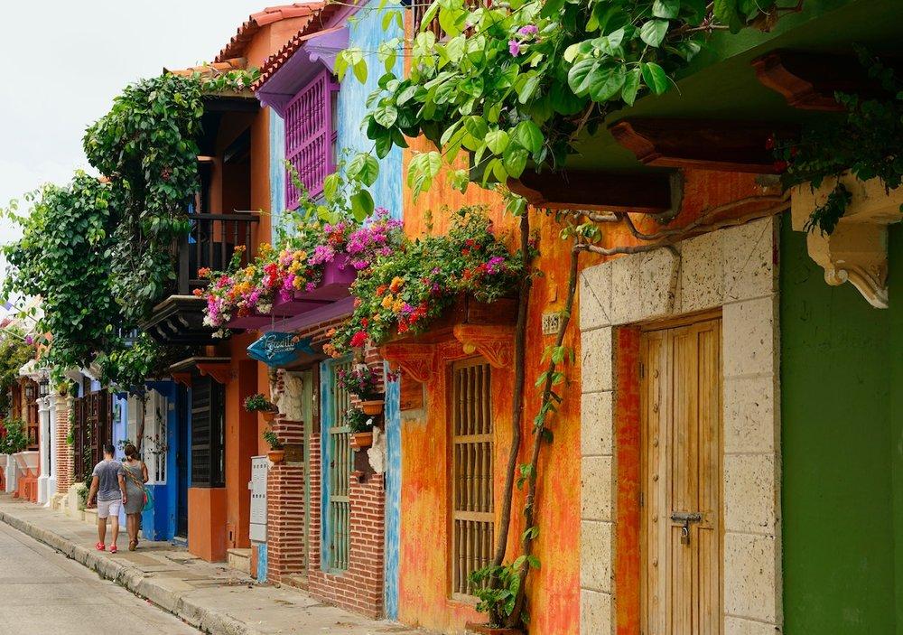 Cartagena, Colombia. Image credit: Ricardo Gomez Angel