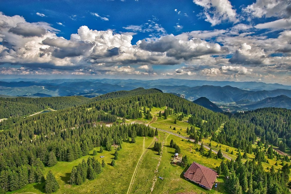 Pamporovo, Bulgaria. Image credit: Vlad Tchompalov