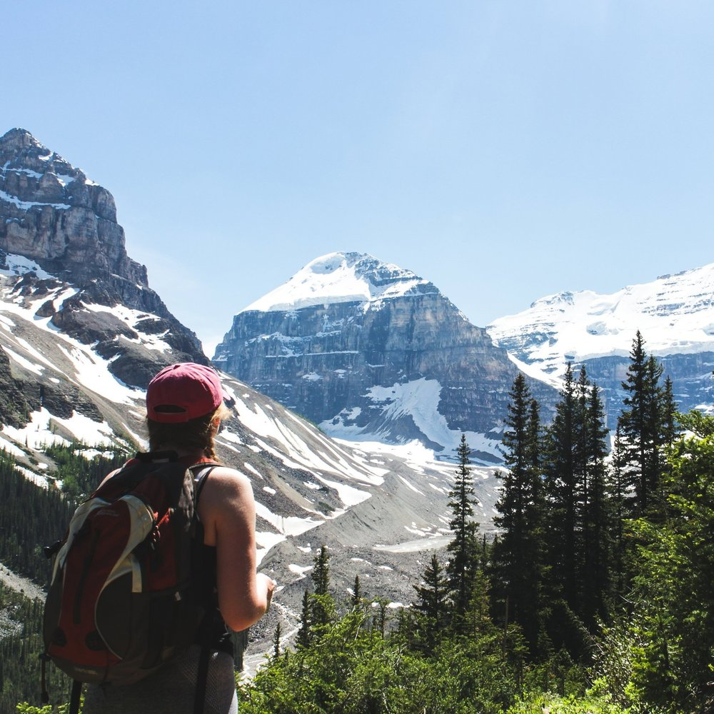 """- Simon Greenwood, Calgary local - """"As the mountains are so close, go out hiking and explore the Rockies. There are also some great independent studios such as Fit Republic who only provide trainer lead classes such as spin, core, Barre and TRX""""."""