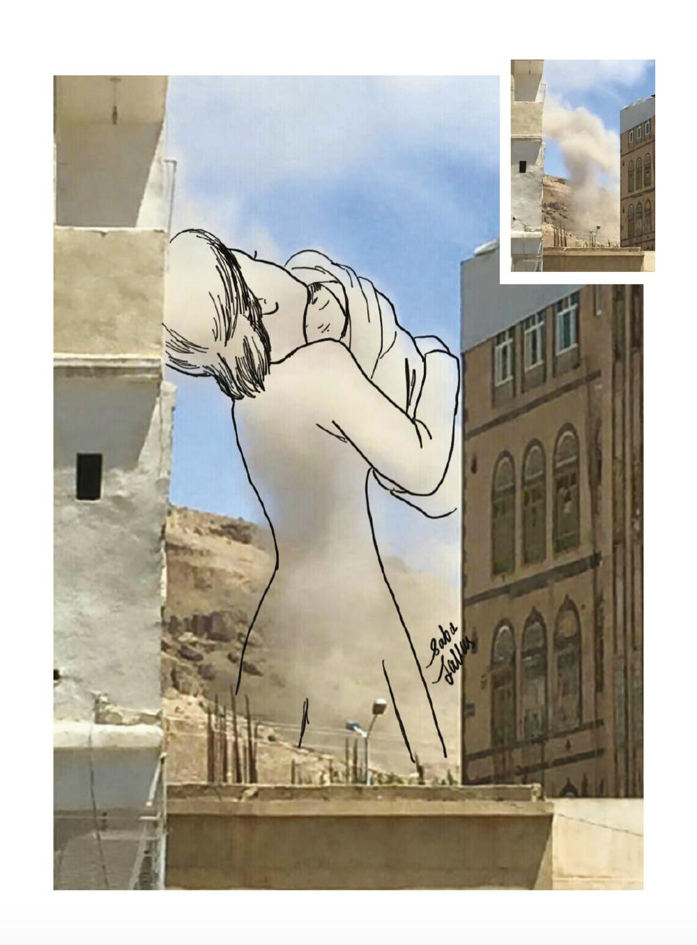 Saba Jallas   Untitled (Smoke Drawings) , 2015-2018  Digital Photograph