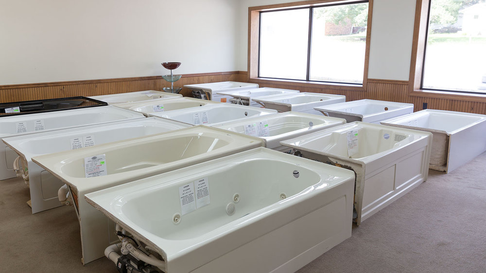 Bathtubs — Luter\'s Supply