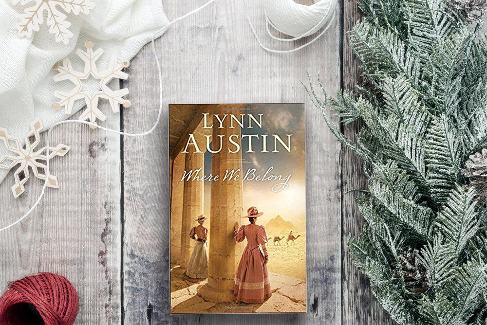 where we belong book review lynn austin