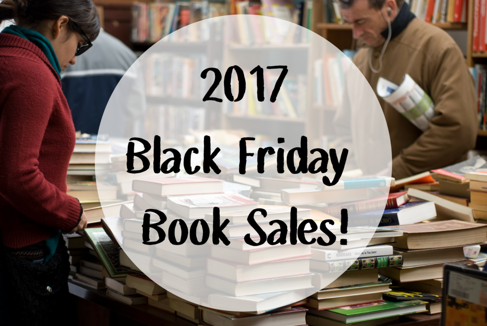 2017 Black Friday Book Sale