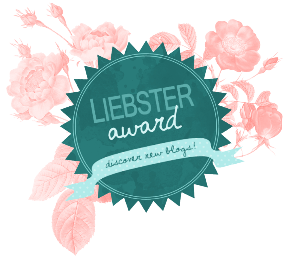 Liebster Award Nominee 2017
