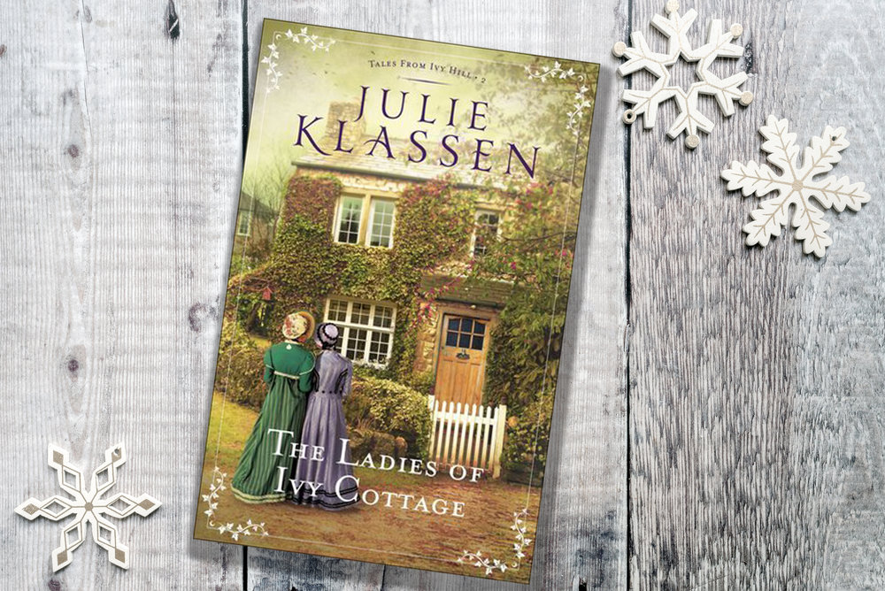 book review the ladies of ivy cottage julie klassen