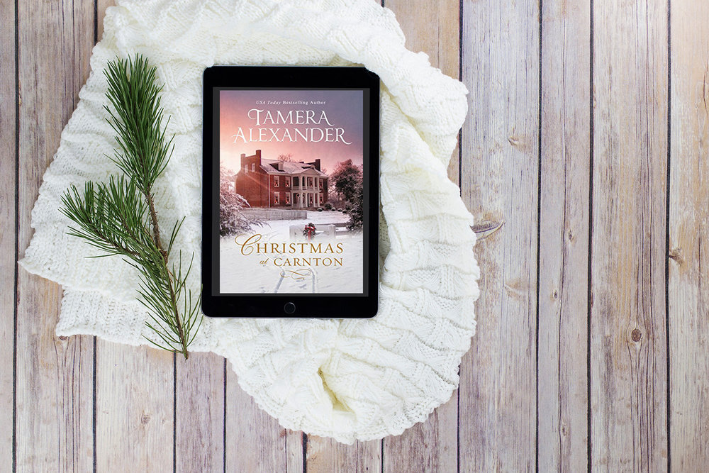 christmas at carnton book review tamara alexander