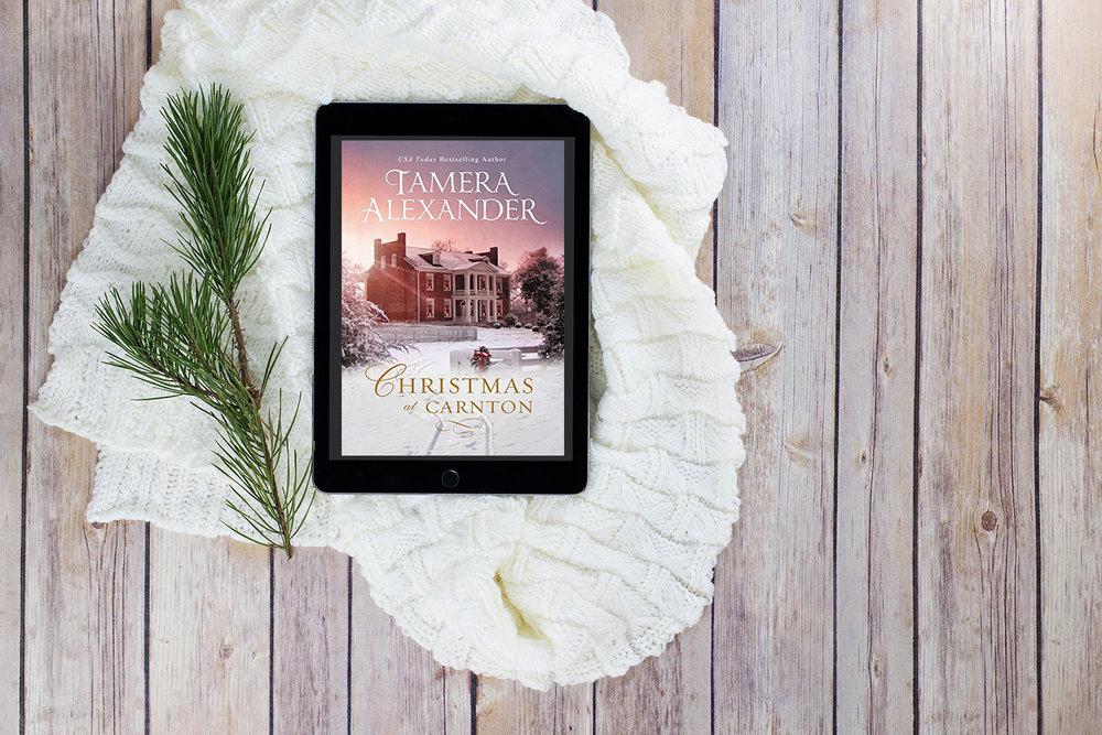 christmas at carnton book review tamara alexander