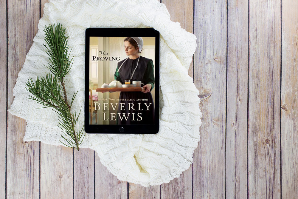 the proving beverly lewis book review