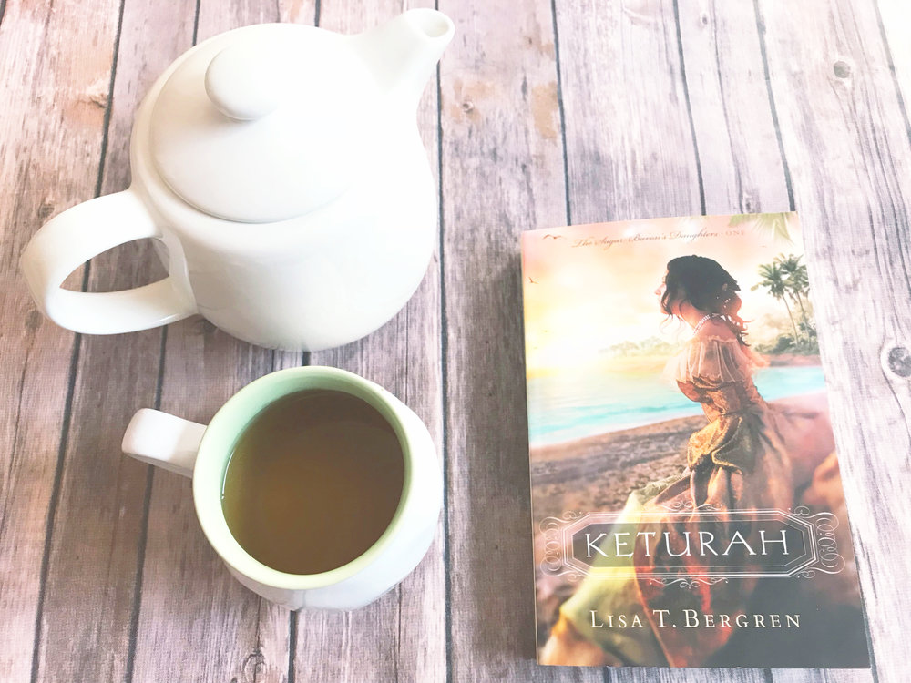 keturah lisa bergren book review