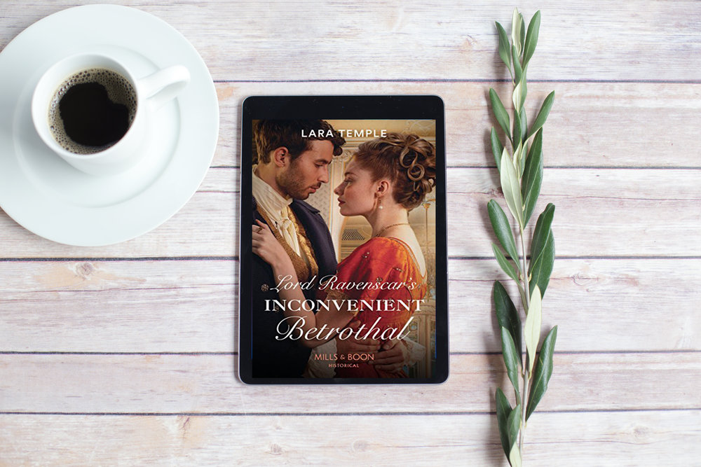 lord ravenscar inconvenient betrothal book review