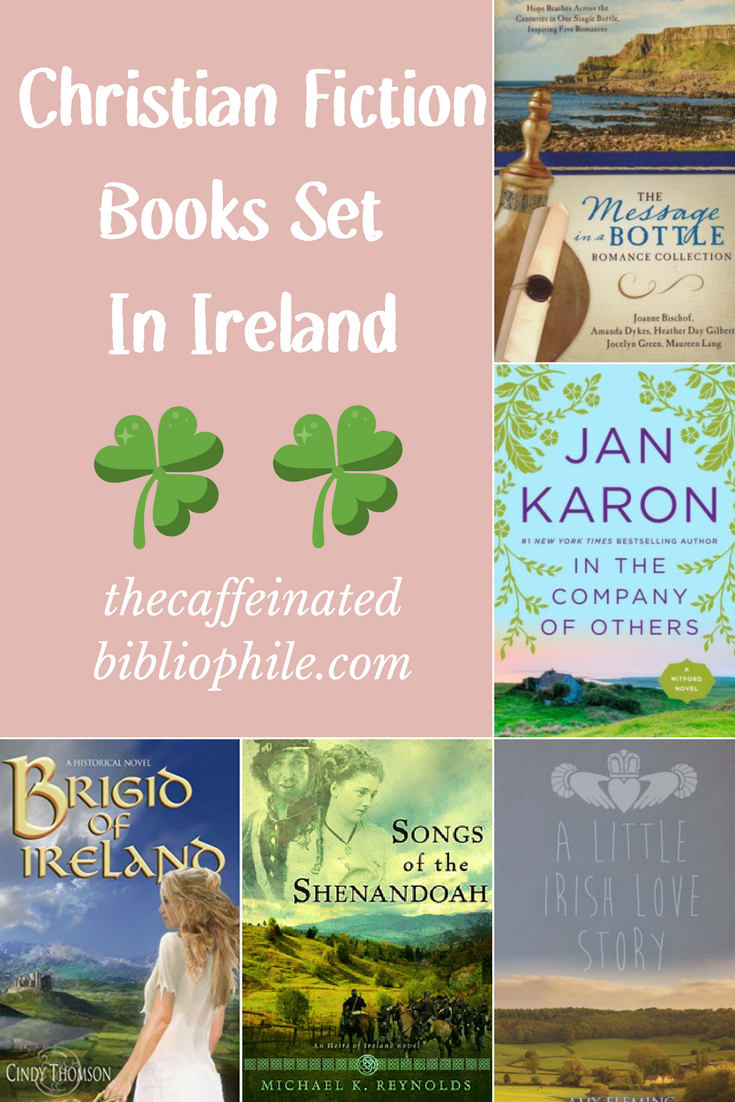 christian fiction books set in Ireland