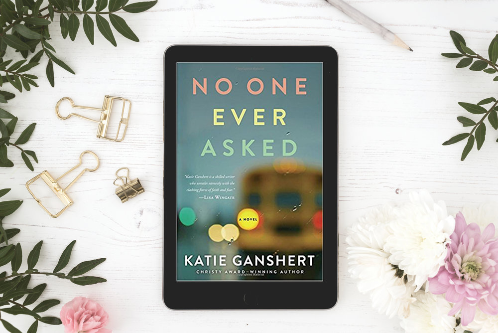 no one ever asked book review katie ganshert