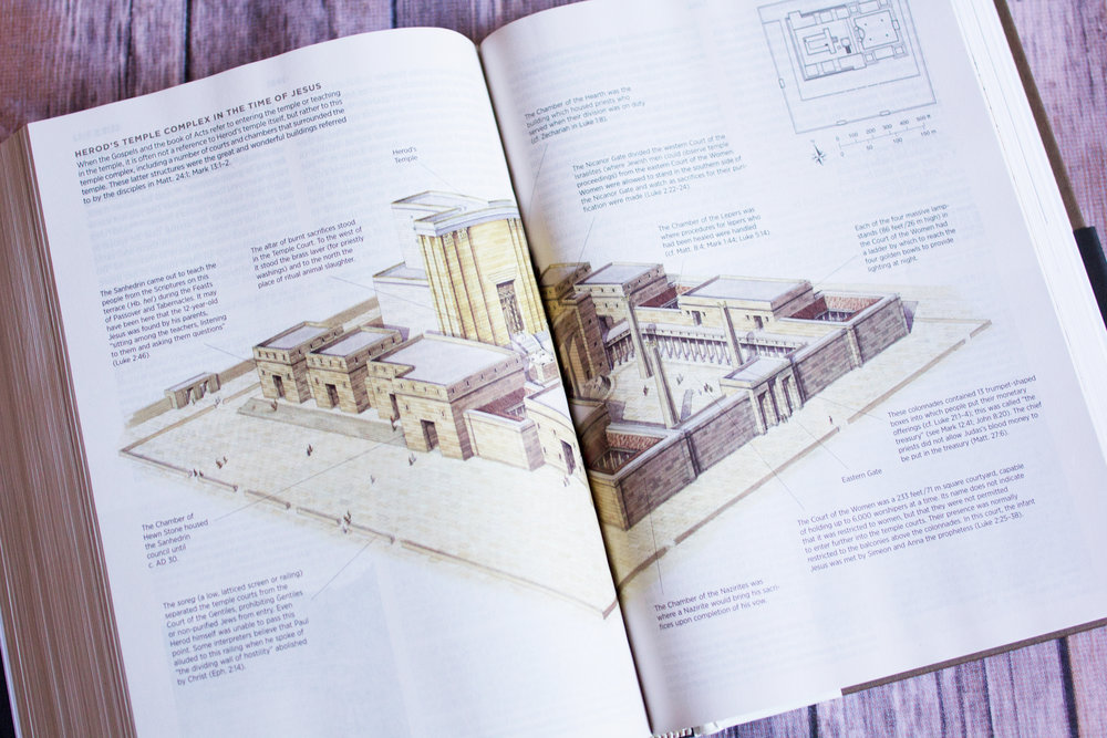 archaeology study bible