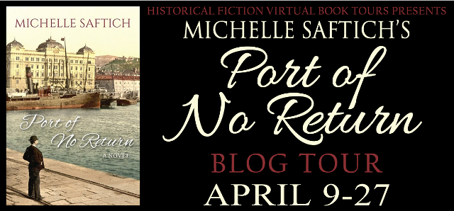 Port of No Return Blog Tour michelle saftich