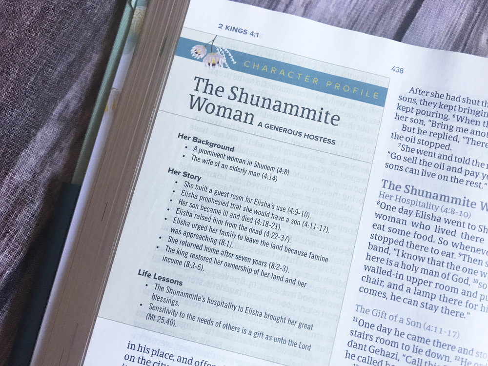 csb study bible for women
