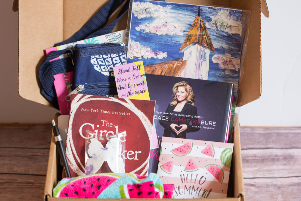 may courage crate subscription box