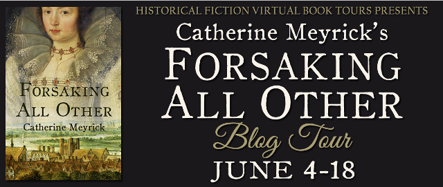 Forsaking All Other Blog Tour Banner
