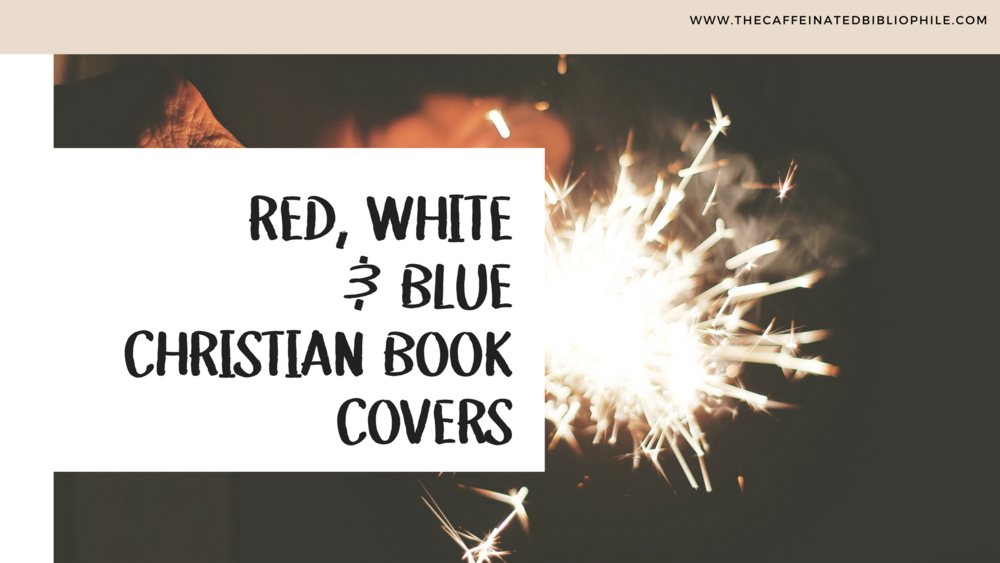 Red, White & Blue Christian book covers