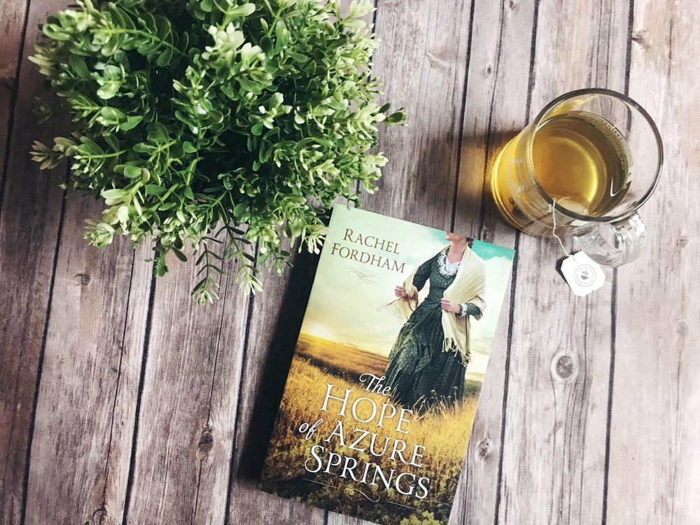 the hope of azure springs by rachel fordham spotlight and excerpt