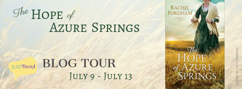 just read hope azure Blog tour