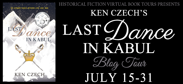 Last Dance in Kabul Blog Tour