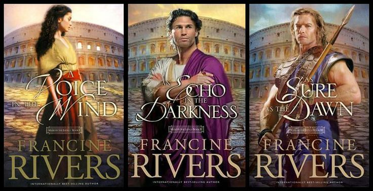mark of the lion series francine rivers