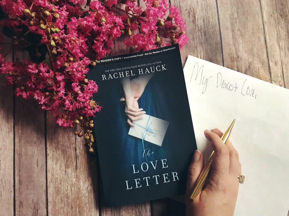 the love letter rachel hauck book review